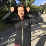 Women's Eco Black Dolphin Project Crew T-Shirt Hoodie