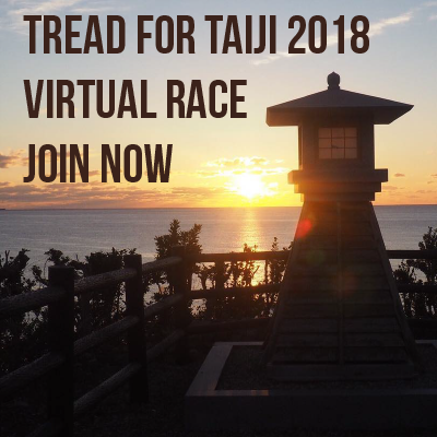 Tread for Taiji 2018 Fundraiser Virtual Run Dolphin Project Cove