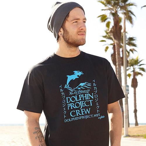 ... Dolphin Project Crew Tee. dol3 11eee4382