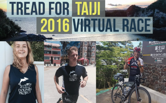 Tread for Taiji 2016 Virtual Race