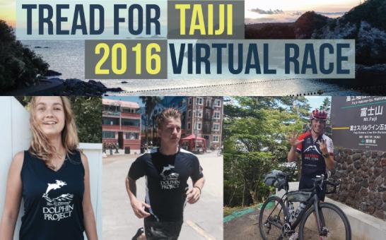 Tread for Taiji 2016 Virtual Race