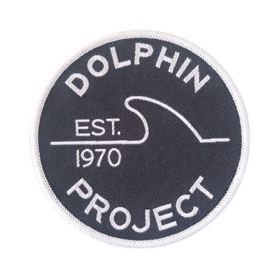 Dolphin Project Est 1970 Patch