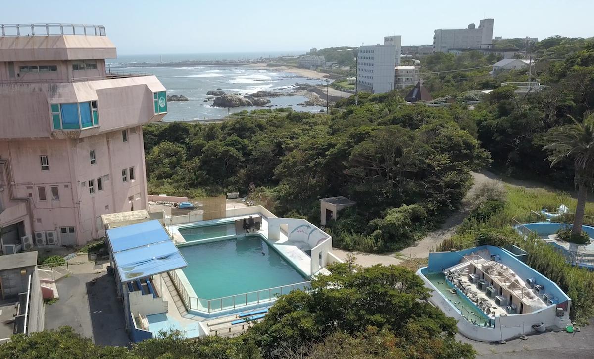 Inubosaki Marine Park Aquarium, Japan