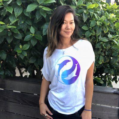Dolphin Project Yin Yang Shirt