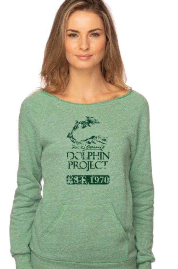 Dolphin Project Est 1970 sweatshirt
