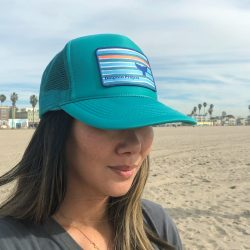 Dolphin Project Jade Trucker Hat