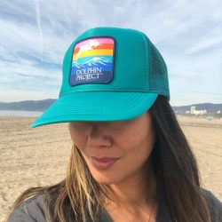 Dolphin Project Jade Hat