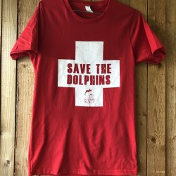 Dolphin Project Lifeguard Tee