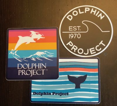 Dolphin Project Decal bundle