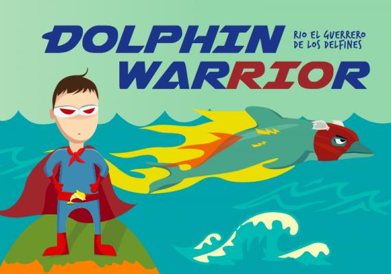 Dolphin Warrior Espanol