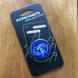 Wild and Free Pop Socket