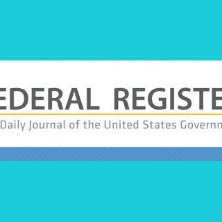 Federal Register Marine Mammals; File No. 22686