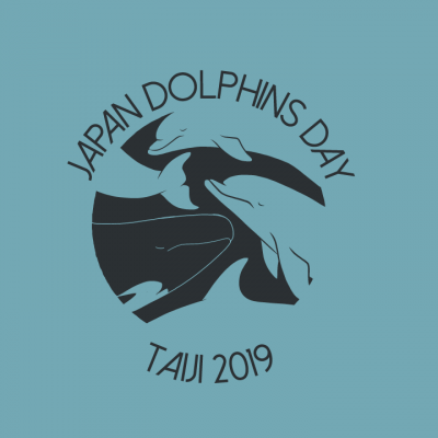 Japan Dolphins Day 2019 Graphic