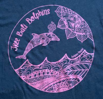 Free Bali Dolphins Closeup