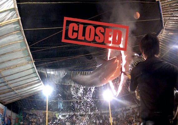 Indonesia's traveling circus shut down